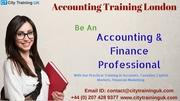 Accounting Training London