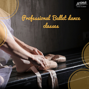 Professional Ballet Dance Classes in Kingston-Upon-Thames.