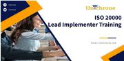 ISO 20000 Lead Implementer Training in London United Kingdom